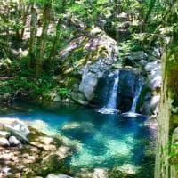 Cascate  e piscine naturali: l'altro mare della Val Taro