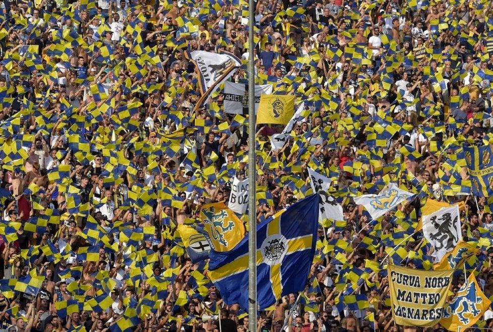 Parma-Juventus: la fotocronaca