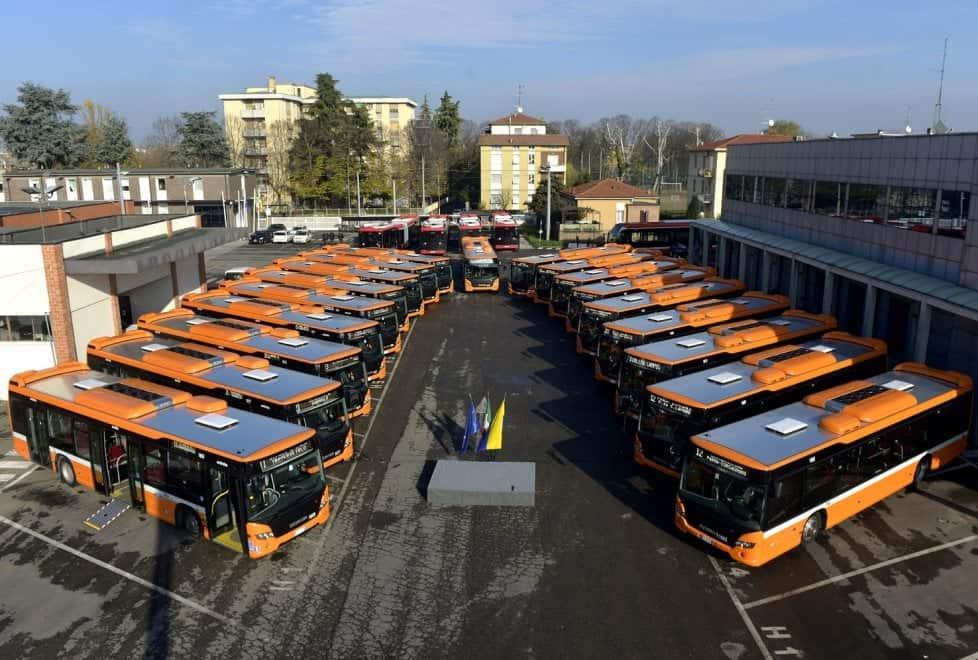 Gara di appalto per il trasporto pubblico a Parma: undici indagati