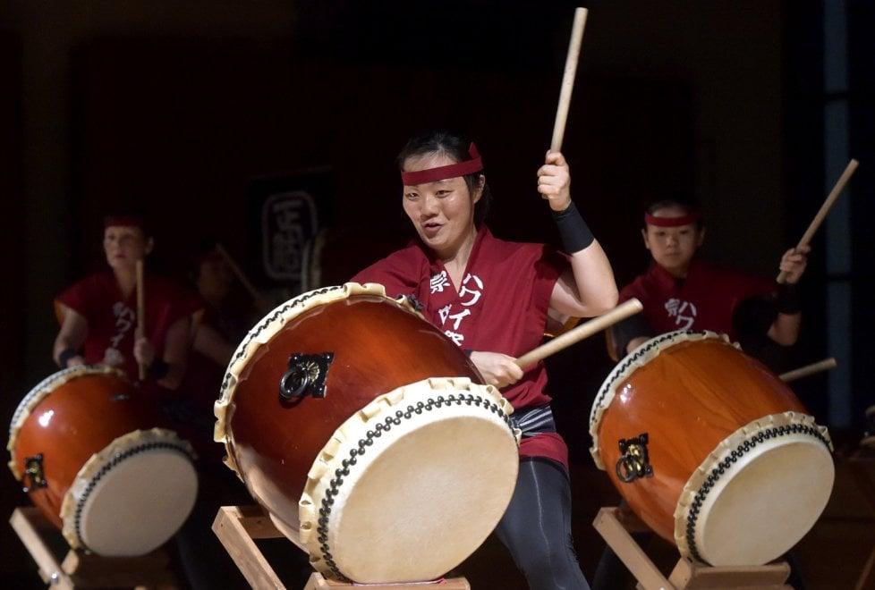 Taiko Festival: i tamburi giapponesi a Parma - Foto