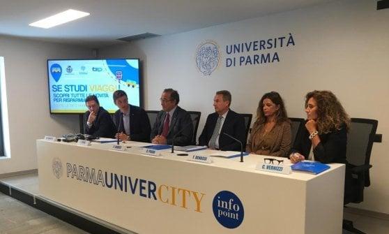 Parma, le agevolazioni per gli studenti universitari abbonati a Tep