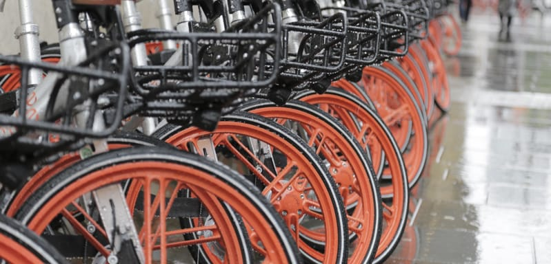Parma, arriva il bike sharing free floating