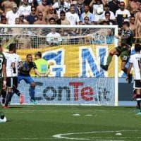 Parma, secondo stop in casa. Fa festa il Cagliari con tre gol