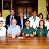 Snupi e Adisco: doppia donazione all'ospedale Maggiore di Parma