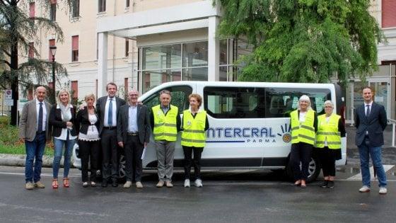 Parma, il trasporto è gratuito per i pazienti oncologici e i familiari