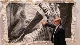 Costellazioni Familiari: Luigi Colin  espone a palazzo del Governatore