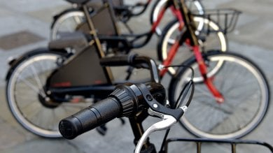 Bike sharing, ecco l'app  per il servizio free floating   - Foto