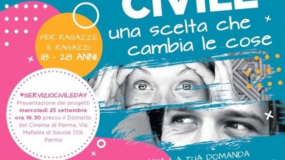Servizio civile universale: ecco come aderire a Parma