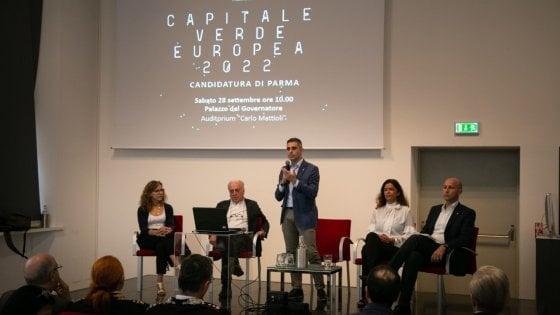 Parma capitale verde d'Europa, dal km verde al parco fluviale: i punti del dossier