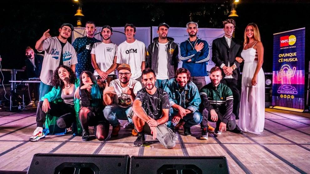 Verdi Rap 2019: serata di festa hip-hop nel parco Ex Eridania - Foto