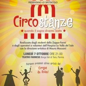Circo Stanze: sbarca a Borgotaro il Cirque du Soleil