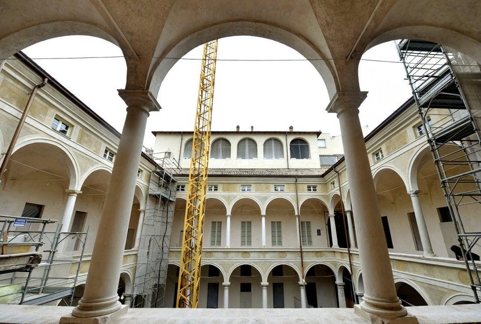 Giornate Fai, Parma riscopre la bellezza di Palazzo Tarasconi - Foto