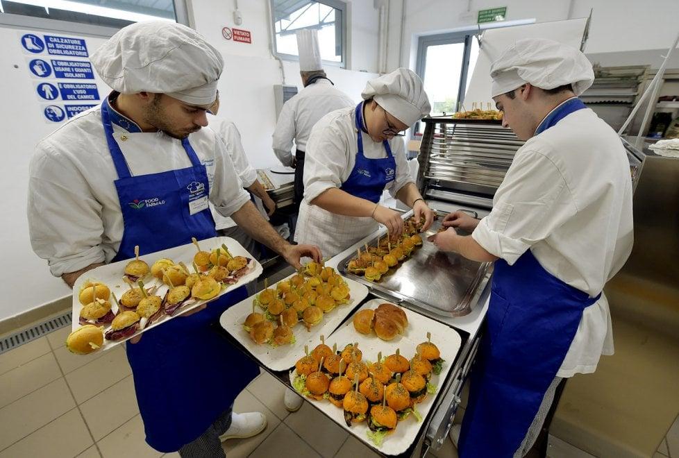 Food Farm: le foto dell'inaugurazione a Parma