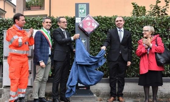 Parma è più cardioprotetta, 30 nuovi defibrillatori in città e nelle frazioni