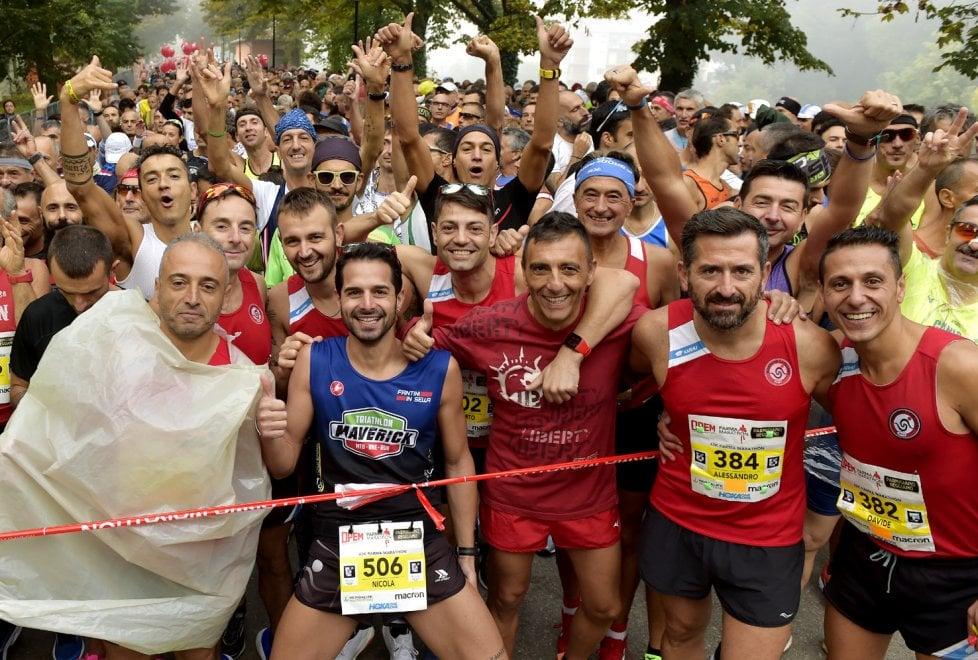Parma Marathon 2019: l'invasione dei podisti - Foto