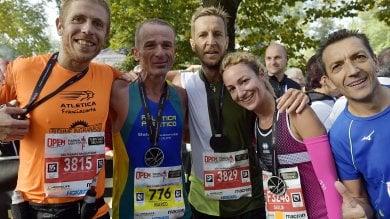 Parma Marathon: in seimila di corsa