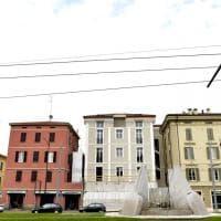 Parma, torna in bella vista l'edificio dell'ex hotel Principe - Foto