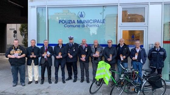 Parma, dopo la morte del pedone in piazzale Picelli parte la campagna Pedala sicuro