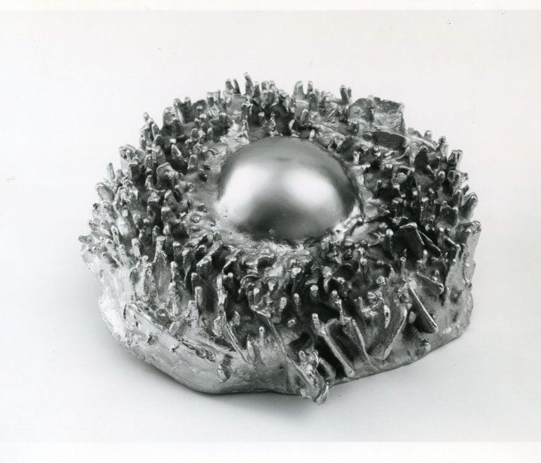 Genesi delle forme, le opere di Emilio Scanavino a Parma - Foto