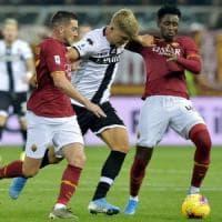 Parma, tre punti con il cuore. Sprocati e Cornelius affondano la Roma
