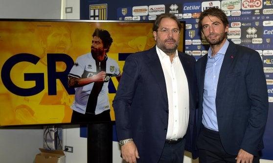 Munari lascia il calcio giocato e diventa osservatore per il Parma