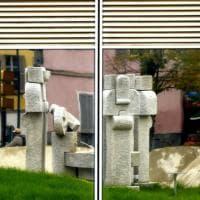 La fontana della Tre Religioni, a Parma l'opera di Cascella è inno alla fratellanza - Foto