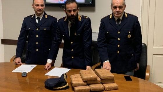 Parma, sequestrati 8,5 chili di coca. Valore più di due milioni