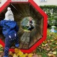 Al Centro di aiuto alla vita fiorisce un nuovo giardino