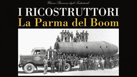 Parma, Confindustria celebra I Ricostruttori
