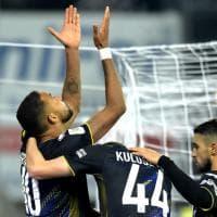 Coppa Italia, rigore di Hernani al 91' porta il Parma agli ottavi contro la Roma