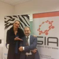 Maurizia Cacciatori ospite del Gia Parma: