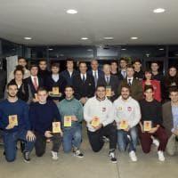 Parma, il Cus premia i migliori atleti dell'anno - Foto