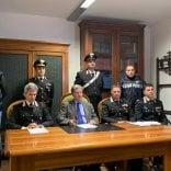 Rapina all'ufficio postale  di Pontetaro, sette arresti