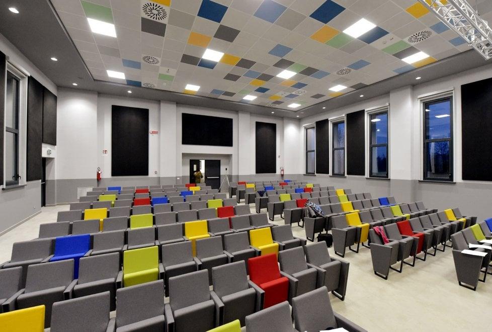 Parma, il concerto di fine anno inaugura l'auditorium ...