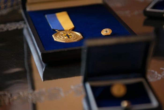 Sant'Ilario 2020, medaglie d'oro ad Anmic, Claudio Parmiggiani e Gazzetta