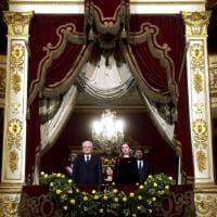 Parma, Mattarella nel palco Reale assiste alla Turandot - Foto