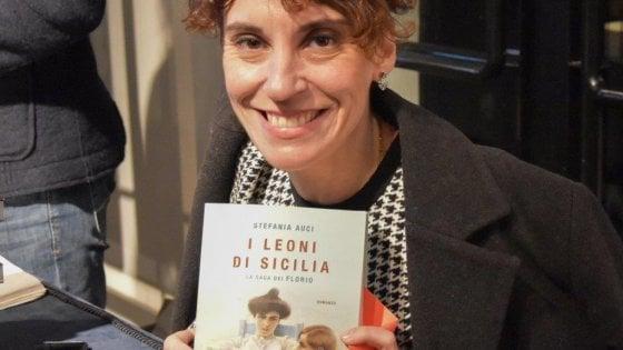 """Parma 2020, Auci e i suoi Leoni di Sicilia: """"Ho scritto il libro che avrei voluto leggere"""""""