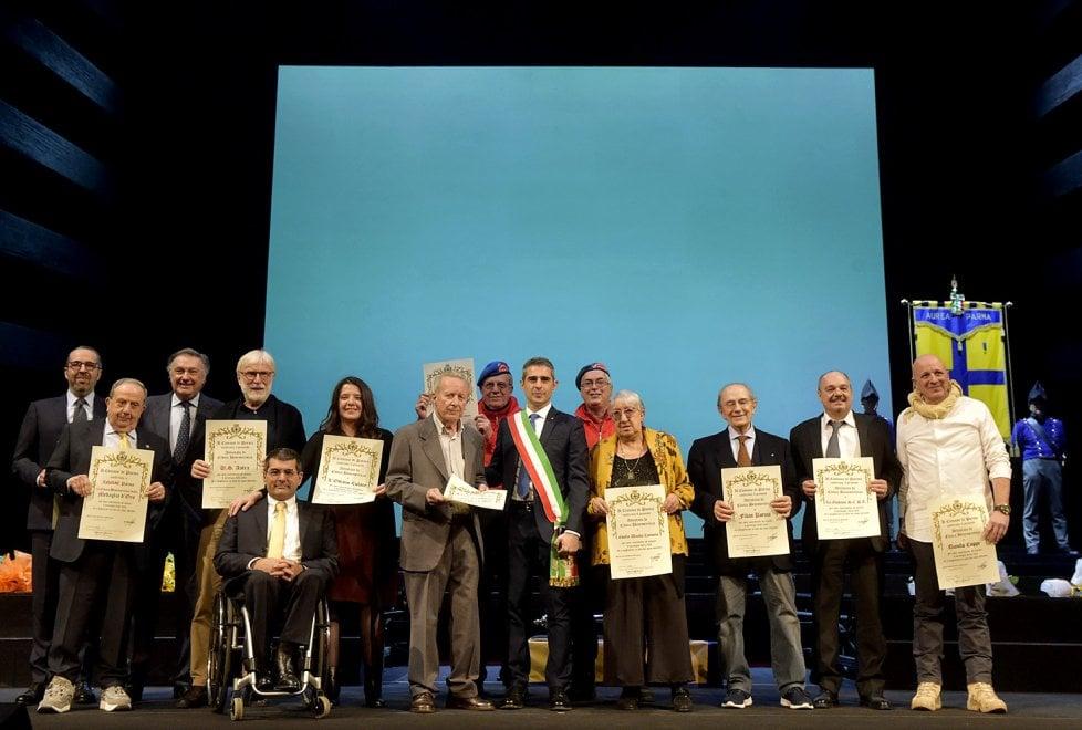 Sant'Ilario 2020: le foto della cerimonia al Regio di Parma