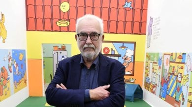 Altan a Parma racconta il suo viaggio  per vignette nell'Italia che sorride di sé