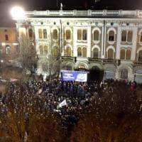 Regionali, la piazza di Salvini a Fidenza - Foto