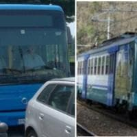 Borgotaro-Parma, bus gratis per chi è abbonato al treno