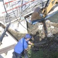 Barriere blocca rifiuti a Sacca di Colorno per tutelare il mare