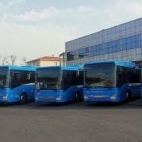 Parma, la nuova flotta di bus Tep in provincia - Foto