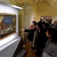 Arte, i quadri di Pietro Barilla per Parma - Foto