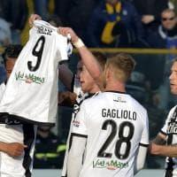 Parma-Udinese: vittoria crociata con dedica a Inglese - Foto