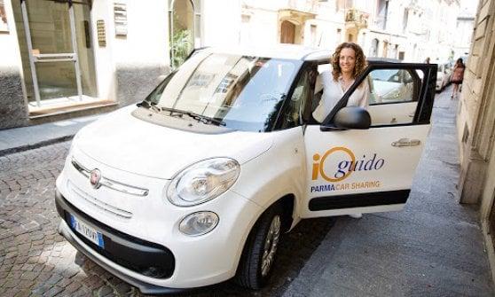 """Parma, il car sharing diventa """"libero"""": auto condivise in tutta la città"""