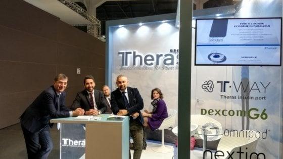 Premio Industria Felix alla Theras Lifetech di Salsomaggiore
