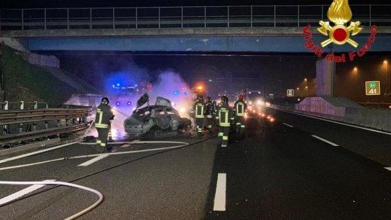 Ventunenne residente nel parmense muore in un incidente sull'A1