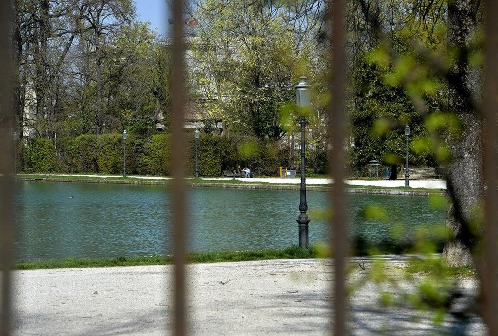 Parma, se il parco Ducale è solo per due - Foto