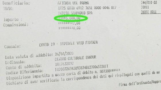 Coronavirus, donazioni della comunità senegalese a Parma e dei musulmani a Fidenza